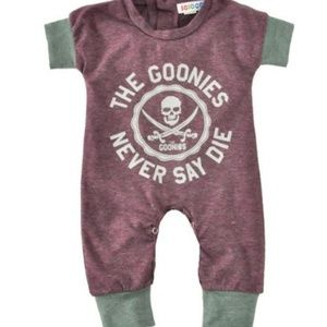 Other - New for fall! The Goonies never say die! 6,9,12 mo